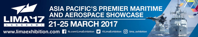MEDIA PARTNER: LIMA 2017 AEROSPACE & NAVAL SHOW PREVIEW - MARCH 2017