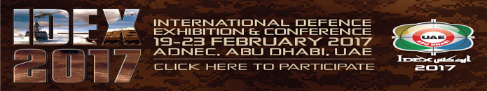 MEDIA PARTNER: IDEX PREVIEW SPECIAL ISSUE - FEBRUARY 2017