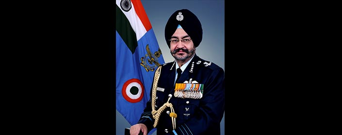 EXCLUSIVE INTERVIEW: AIR CHIEF MARSHAL B. S. DHANOA, CHIEF OF THE AIR STAFF - 15 APRIL 2019 SPECIAL ISSUE